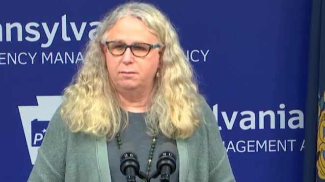 Dr. Rachel Levine makes history as first openly transgender official confirmed by the U.S. Senate