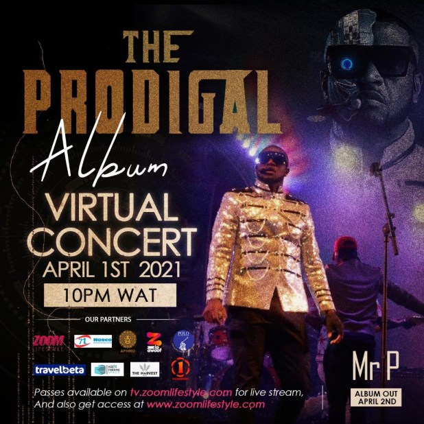 Mr. P To Release Debut Album ?The Prodigal? - April 02, 2021