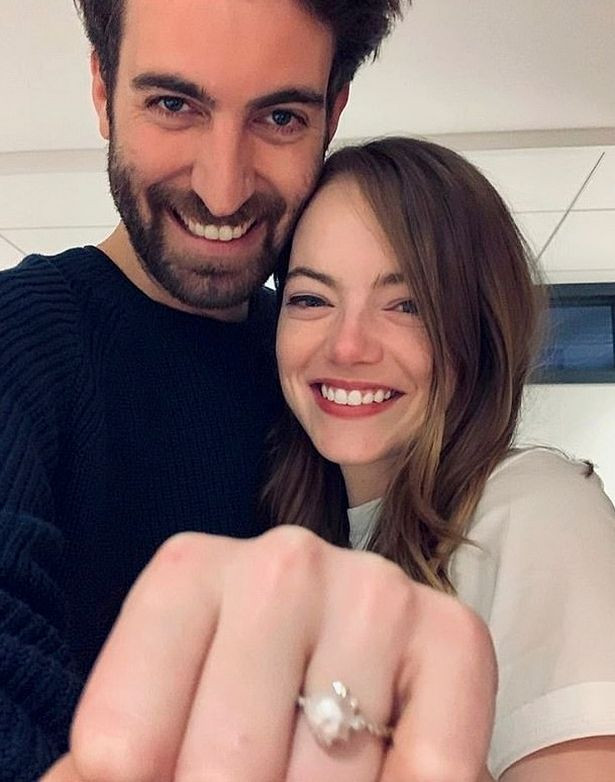 Actress Emma Stone welcomes first child with husband Dave McCary
