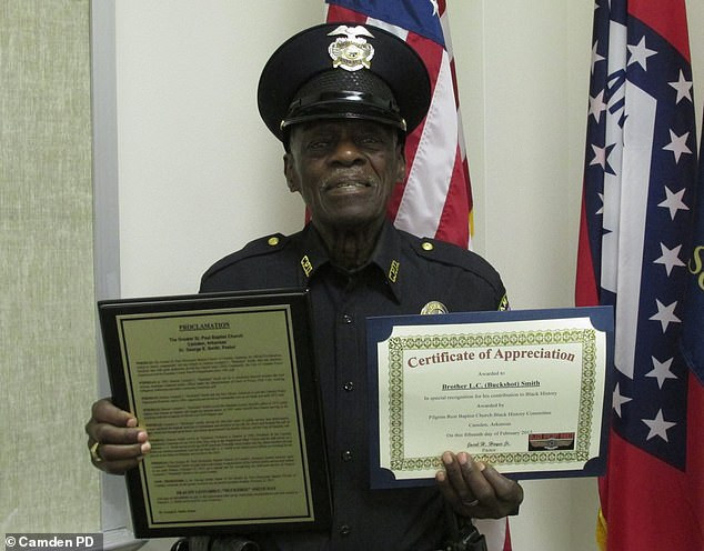 Meet the 91-year-old police officer who says he