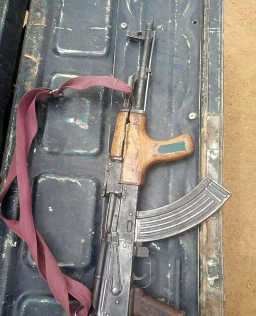 Eight kidnap victims rescued in Kaduna after one month in captivity (photos)