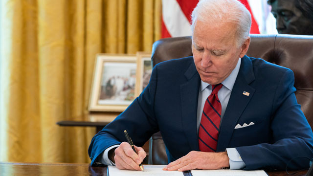 US President Joe Biden issues proclamation acknowledging March 31st as Transgender Day of visibility