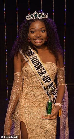 Nigerian beauty queen/PhD student, 24, shot dead in US