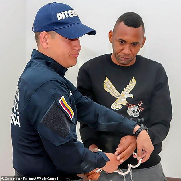 Update: Former footballer, Jhon Viafara handed 11-year prison sentence for cocaine smuggling?