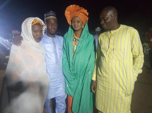 Man marries two wives same day in Abuja