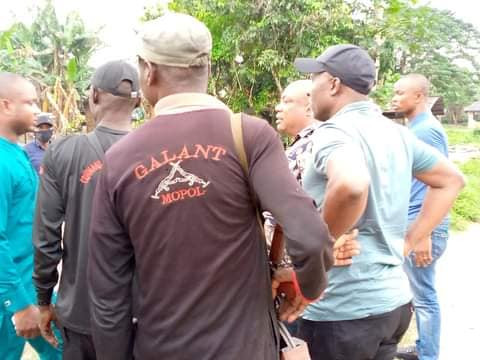 Two killed as gunmen attack Rivers community