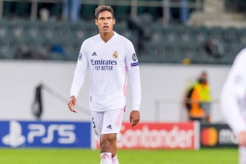 Real Madrid star, Raphael Varane tests positive for coronavirus hours before Champions League quarter-final clash with Liverpool