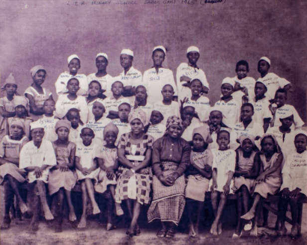 Man shares then and now photos as he reunites with his primary school classmates after more than 50 years