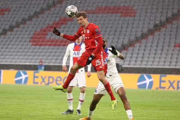 Bayern 2-3 PSG: Kylian Mbappe scores twice as Paris St-Germain beat title holders, Bayern Munich in Champions League quarter-final