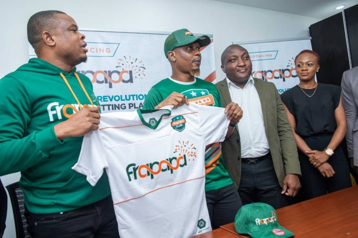 Frapapa Signs Nigerian Rapper Reminisce as its Chief Frapstar