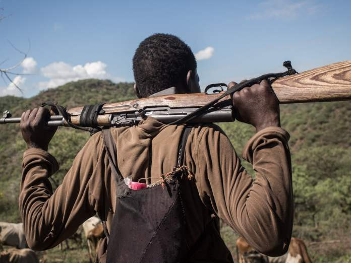 Civil Defence arrests 50 herdsmen for bearing arms