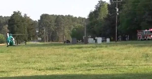 5 people including 2 children killed in South Carolina mass shooting