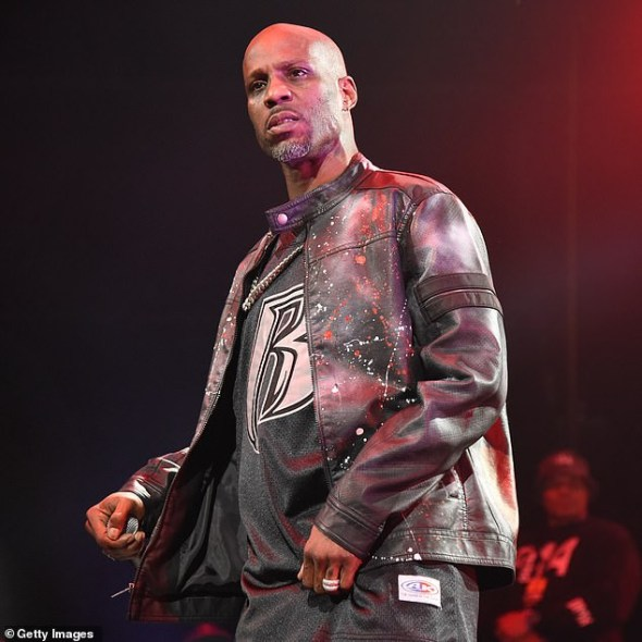 DMX dies at the age of 50 after days on life support following heart attack
