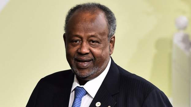 Djibouti veteran leader, Ismail Omar Guelleh, 73, re-elected as president for 5th term
