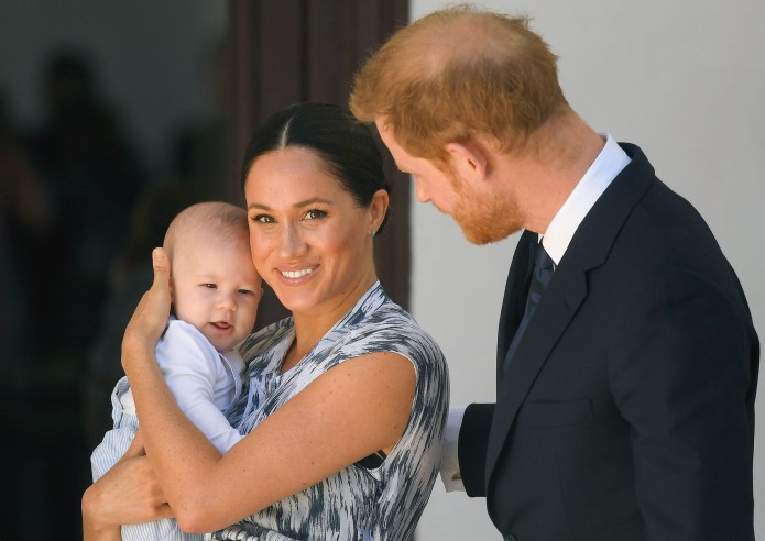 Princes William and Harry to walk behind Philip?s coffin with pregnant Meghan Markle to miss the funeral on Saturday