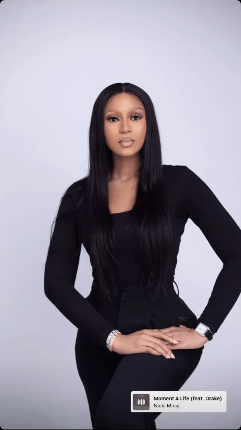 Daughter of Bauchi Governor, Fatima Zara showcases her curves in stunning new photos