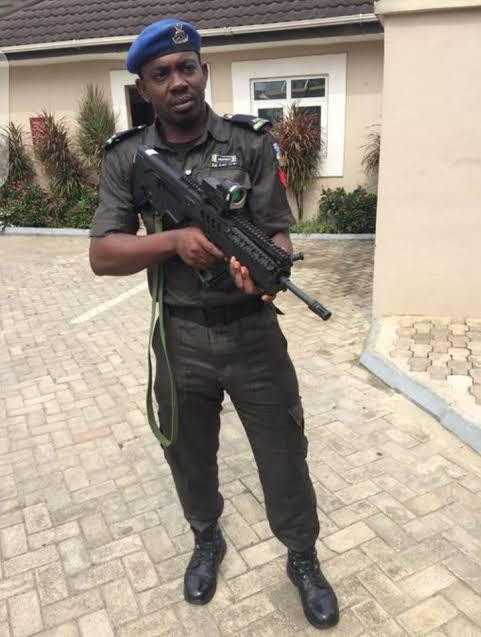 Lagos state police command dismisses and prosecutes officer for attempted murder of his lady friend