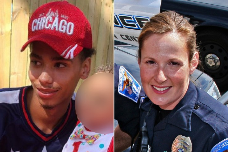 Update: Ex police officer, Kim Potter arrested and charged with second-degree manslaughter in Daunte Wright