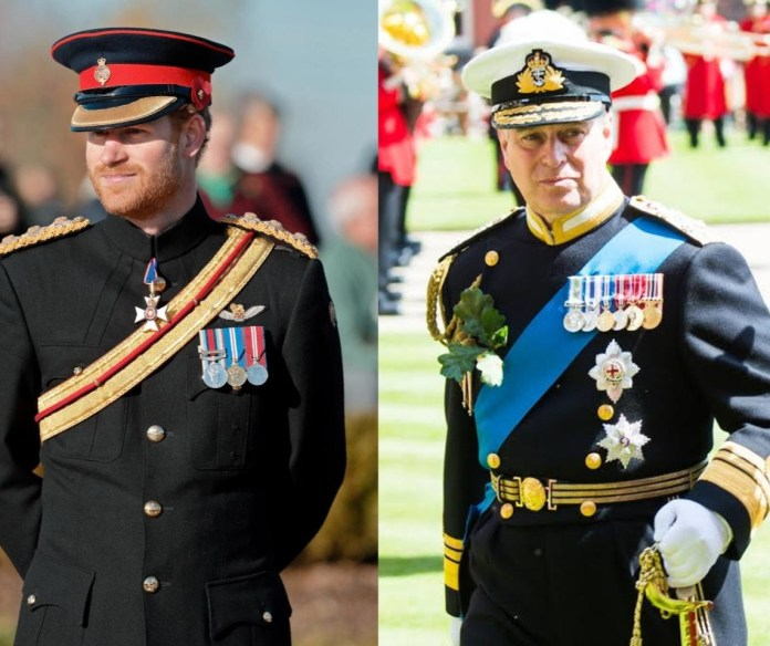 Queen Elizabeth bans military uniform for royals at Prince Philip