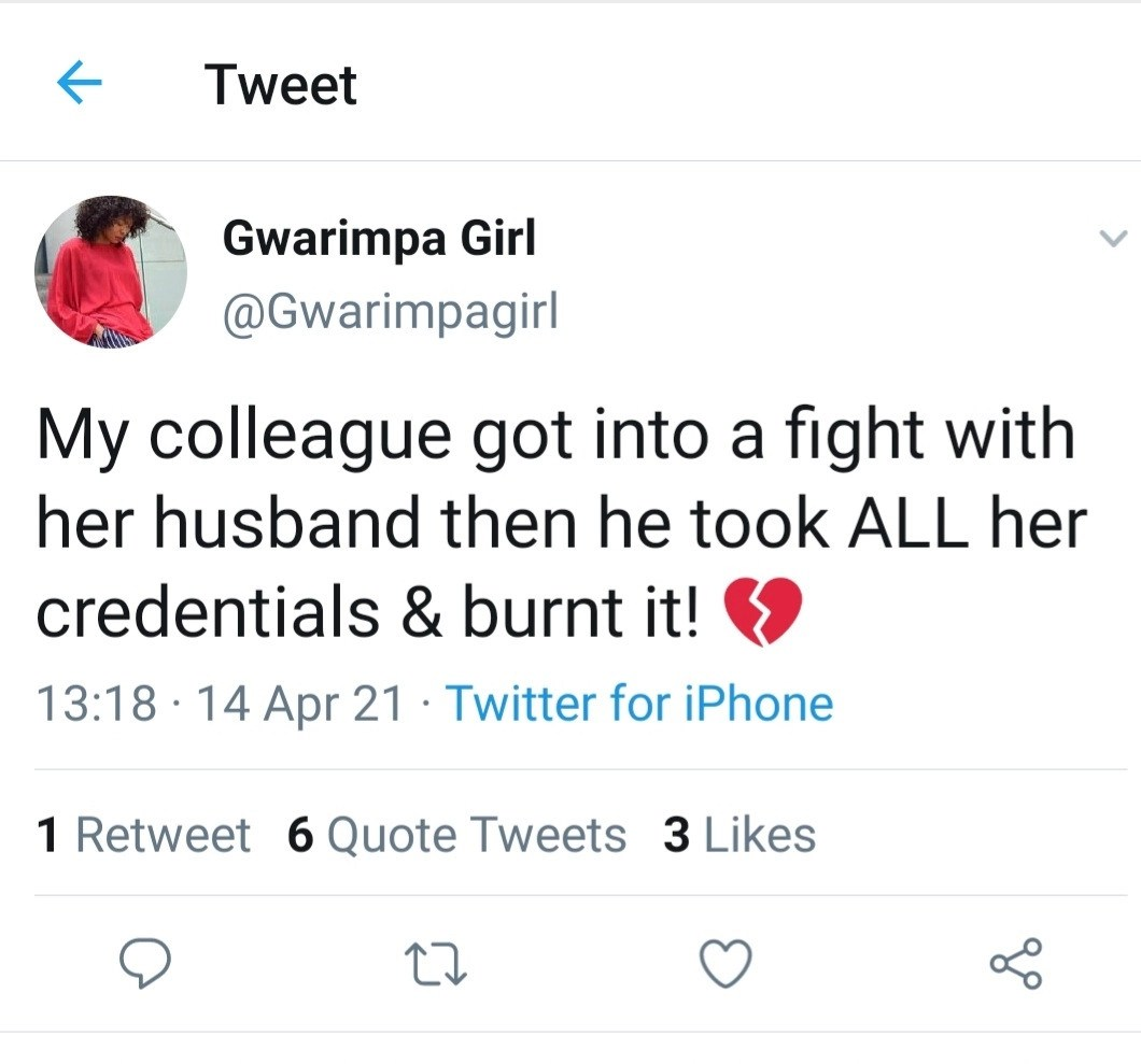 Husband allegedly burns all his wife