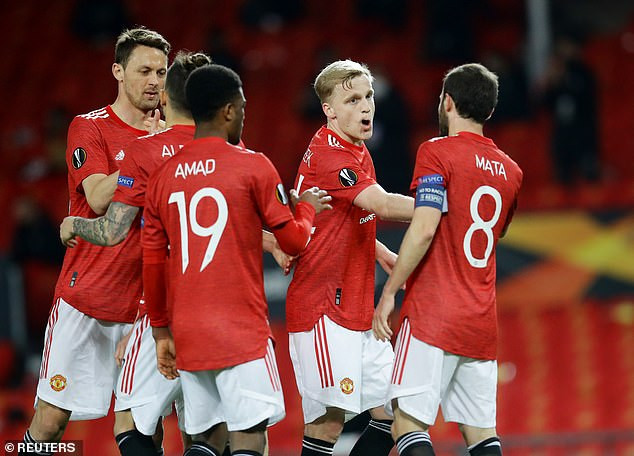 Manchester United & Arsenal advance to Europa league semi-final with convincing 2-0, 4-0 wins over Granada and Slavia Prague respectively