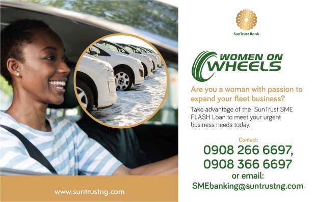 Suntrust Bank?s Women On Wheels Product