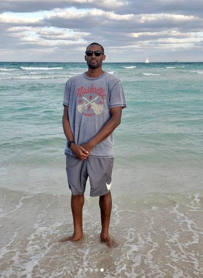 Former basketballer, Scottie Pippen
