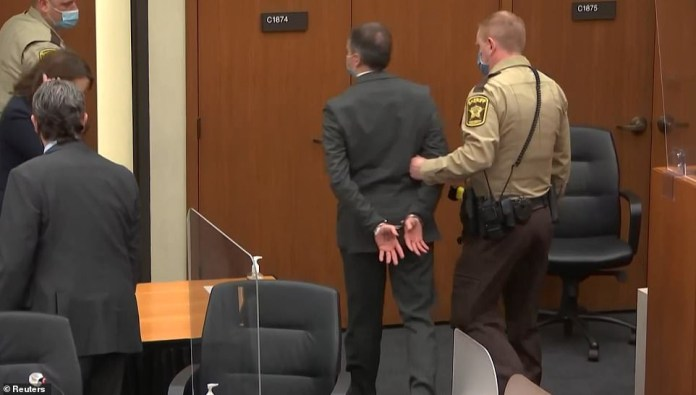 Update: Derek Chauvin taken to maximum security prison and placed on suicide watch after being found guilty of murder and manslaughter in death of George Floyd