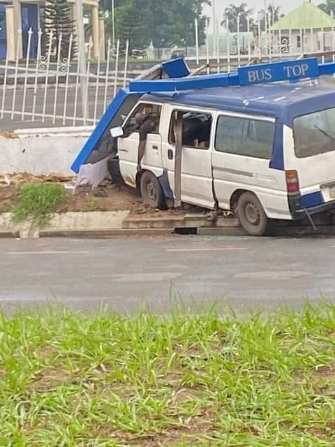 Unidentified driver reportedly found shot dead in vehicle in Owerri