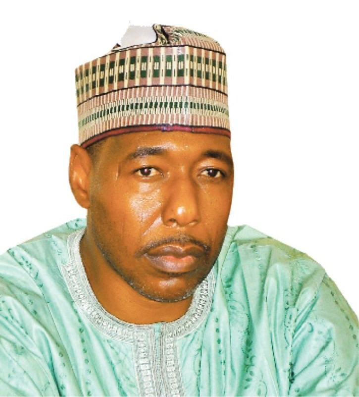It is my responsibility to say the truth to Mr President, we need to get support to succeed in this war against insurgents - Governor Zulum