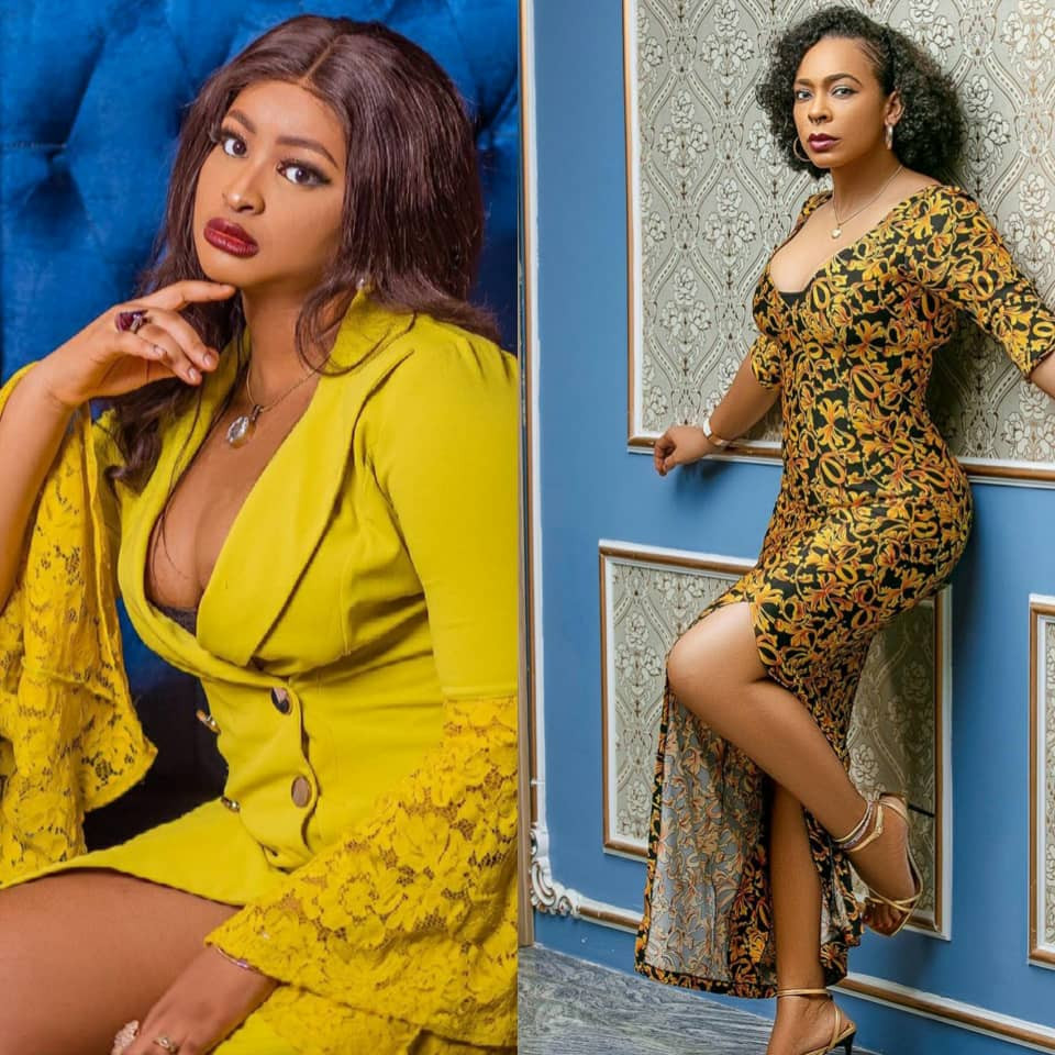 """""""If they tell you word now, you will go on camera and start crying""""- Etinosa slams TBoss for asking women to shave their moustache"""