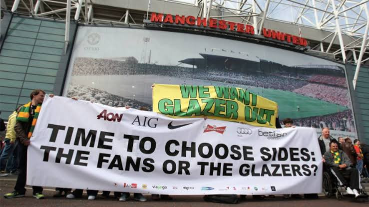 Manchester United step up security at Old Trafford amid fears of more fans demonstrations