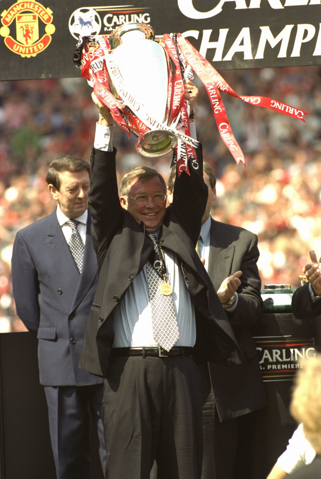 Sir Alex Ferguson reveals he cried over fears he would lose memory after suffering brain haemorrhage in 2018