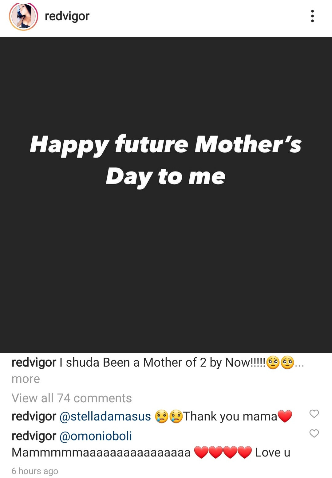 """""""I should have been a mother of two by now"""" Actor, Blossom Chukwujekwu"""