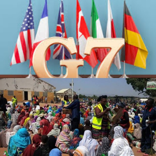 G7 gives North Eastern states ?276 million humanitarian assistance