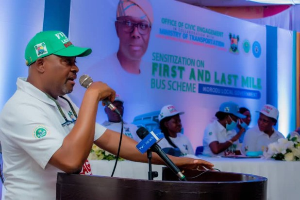 Lagos State Launches First And Last Mile Bus Scheme To Suffice For The Ban Of Tricycles and Bikes (Okada)