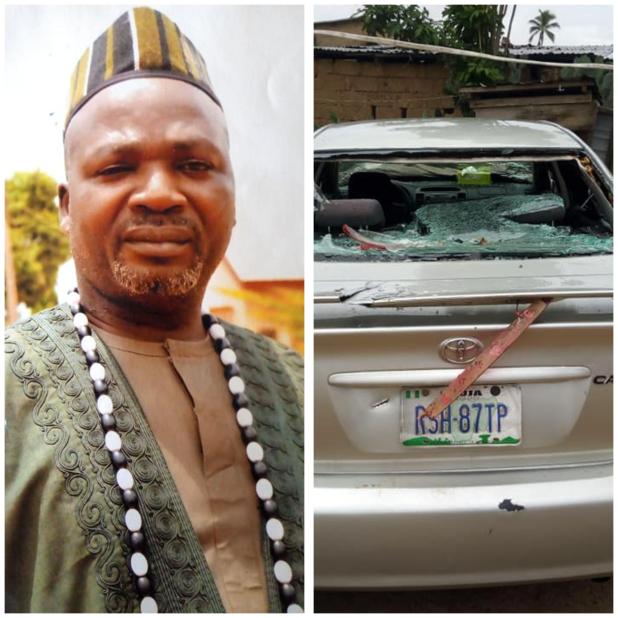 Gunmen attack traditional ruler