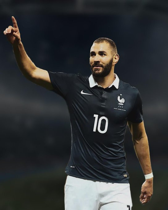 Karim Benzema handed shock recall by France for Euro 2020 having been exiled from international duty since 2015