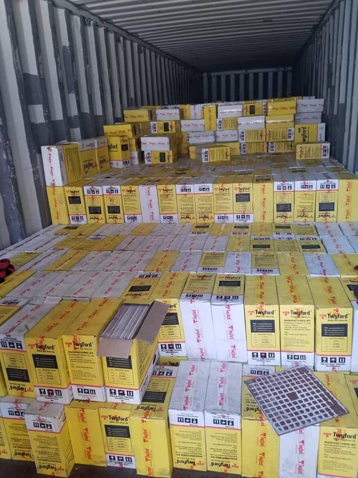 NDLEA intercepts 4.9million tramadol capsules at Onne Port (photos)