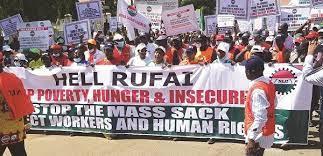 NLC suspends its 5-days warning strike in Kaduna