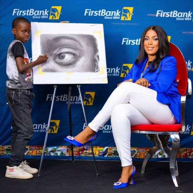 FirstBank and Linda Ikeji TV Unveil the Second Season of First Class Material Docu-series