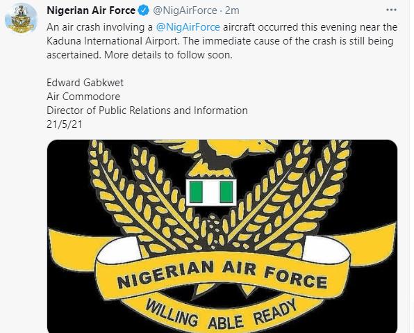 Breaking: Nigeria