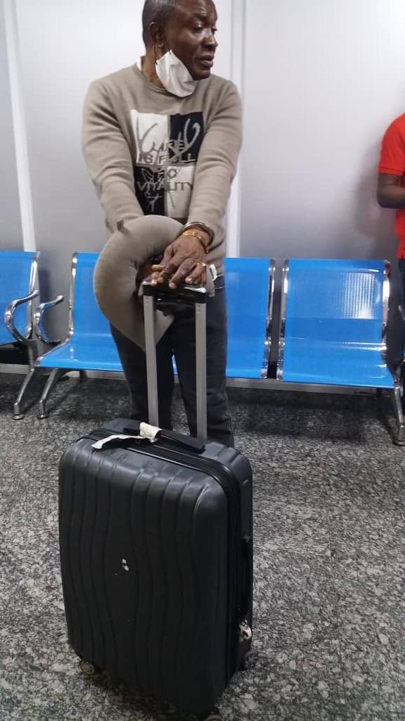 NDLEA intercepts N8billion cocaine, arrests Brazilian based drug kingpin at Lagos airport and seizes $24,500 offered as bribe to compromise investigation (photos)
