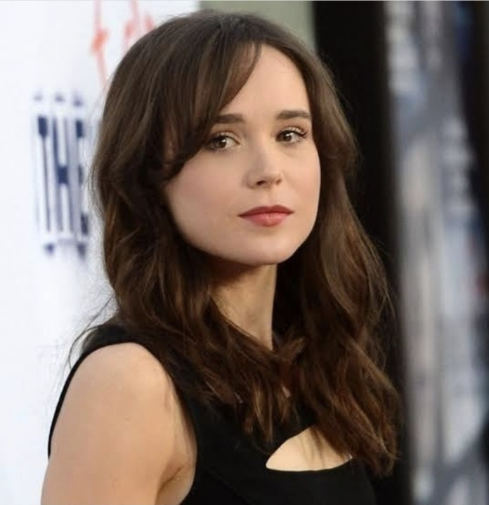 Elliot Page formerly known as Ellen Page releases new photo