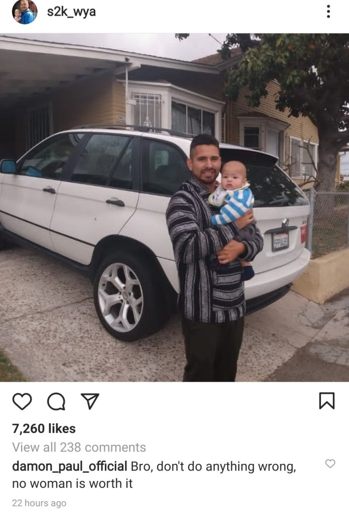 Man livestreams his last minutes as he commits suicide after leading police on a chase as they tried to arrest him for abusing his child