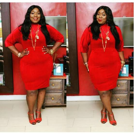 """Do they just love being with them """"privately""""? - Actress, Lepacious Bose questions claim that slim men are attracted to big women"""
