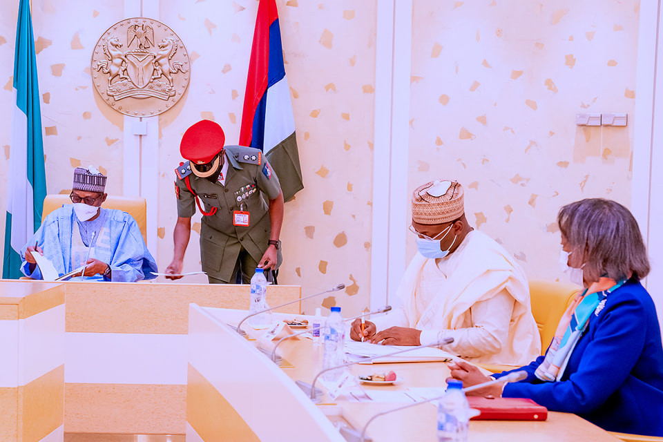 Those who want my administration to fail will soon be shocked– President Buhari issues stern warning