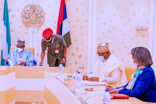 Those who want my administration to fail will soon be shocked? President Buhari issues stern warning