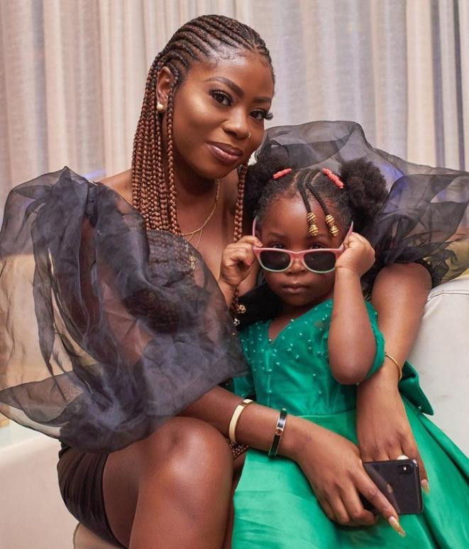 I cried because my daughter's last name wasn't going to be Momodu - Davido?s first baby mama Sophia Momodu