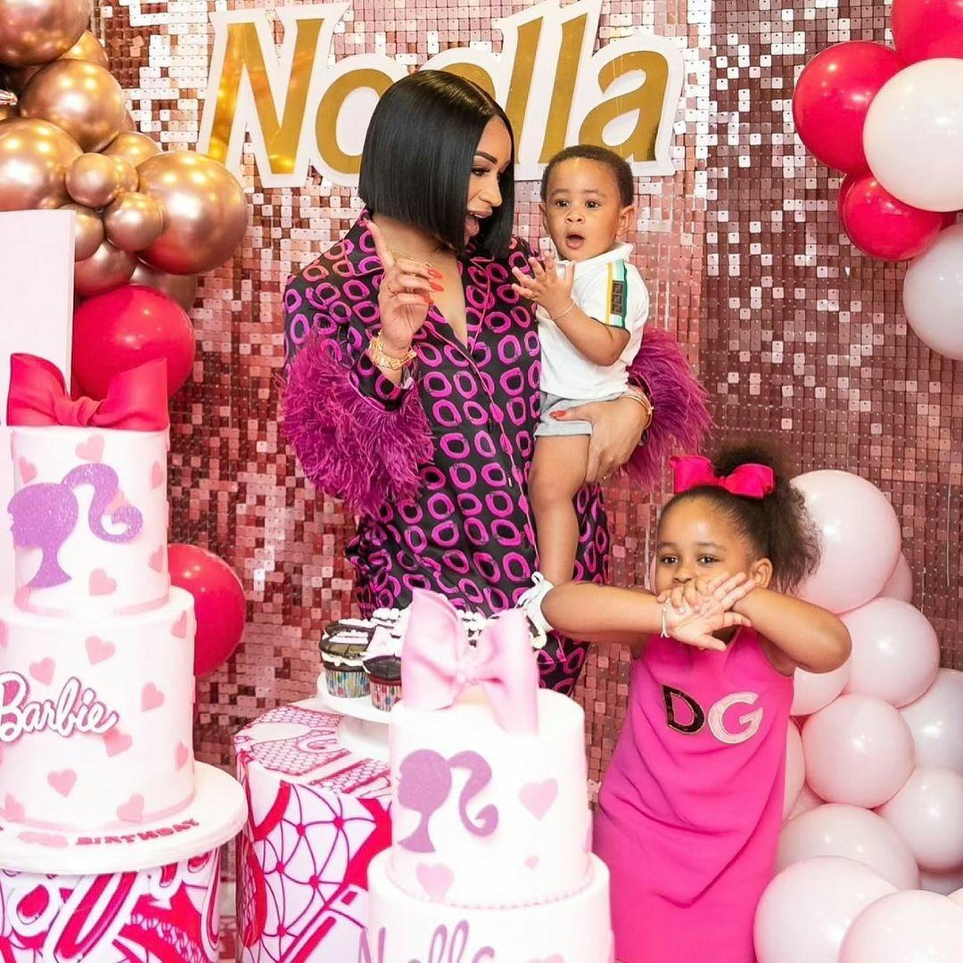 Photos from the 4th birthday celebration of Seyi Tinubu
